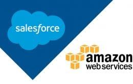 AWS e Salesforce estendem parceria para facilitar unificação dos serviços