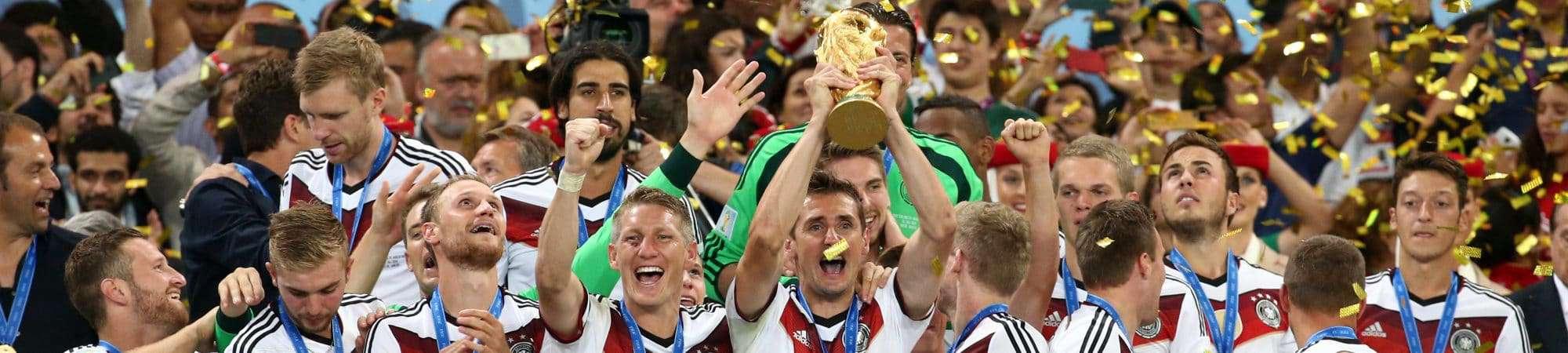 Alemanha na Copa do Mundo de 2014. Imagem: Shutterstock/A. Ricardo