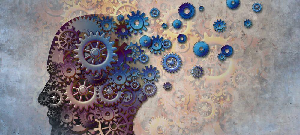 Representação gráfica do Alzheimer