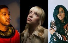 Billie Eilish, H.E.R. e Kid Cudi se apresentam no Amazon Prime Day