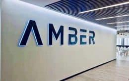 Startup de criptomoedas Amber Group recebe aporte de US$ 100 mi e atinge avaliação de US$ 1 bi