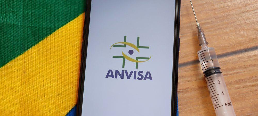 Logotipo de Anvisa