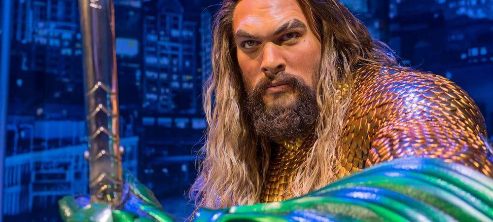 Aquaman. Imagem: Three Sixty Images/iStock