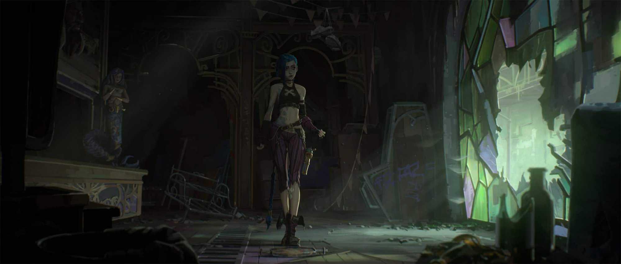 Arcane': animação de 'League of Legends' na Netflix ganha trailer - Olhar  Digital
