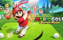 Revisión: 'Mario Golf: Super Rush' hace que el golf sea más divertido