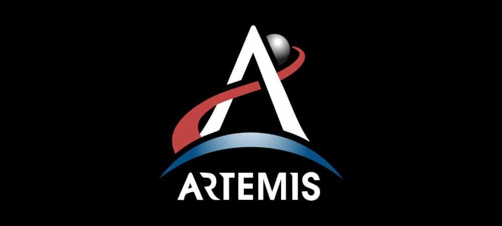 Logo do Programa Artemis