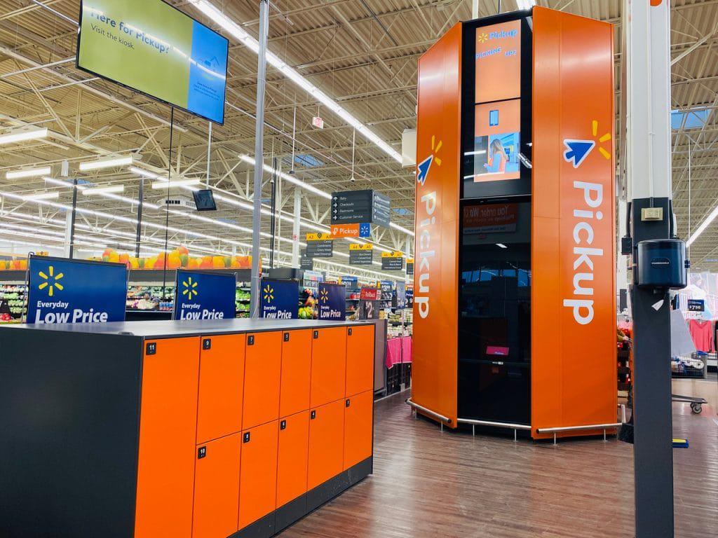 Rede de supermercados automatizada por conta da pandemia