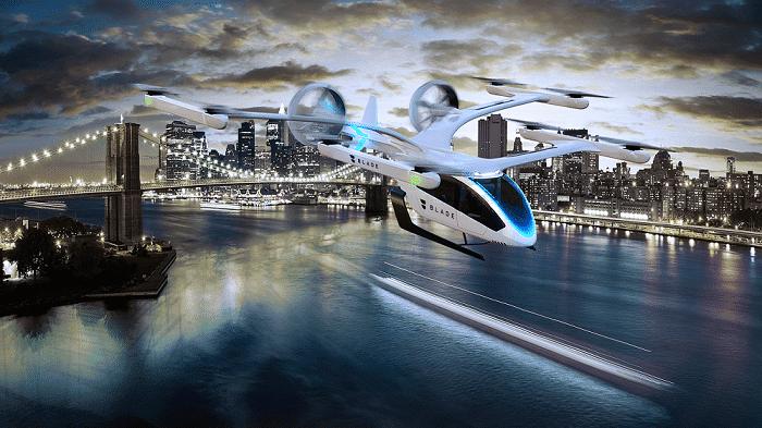 Eve, da Embraer, faz acordo com empresa americana de mobilidade alternativa. Imagem: Divulgação