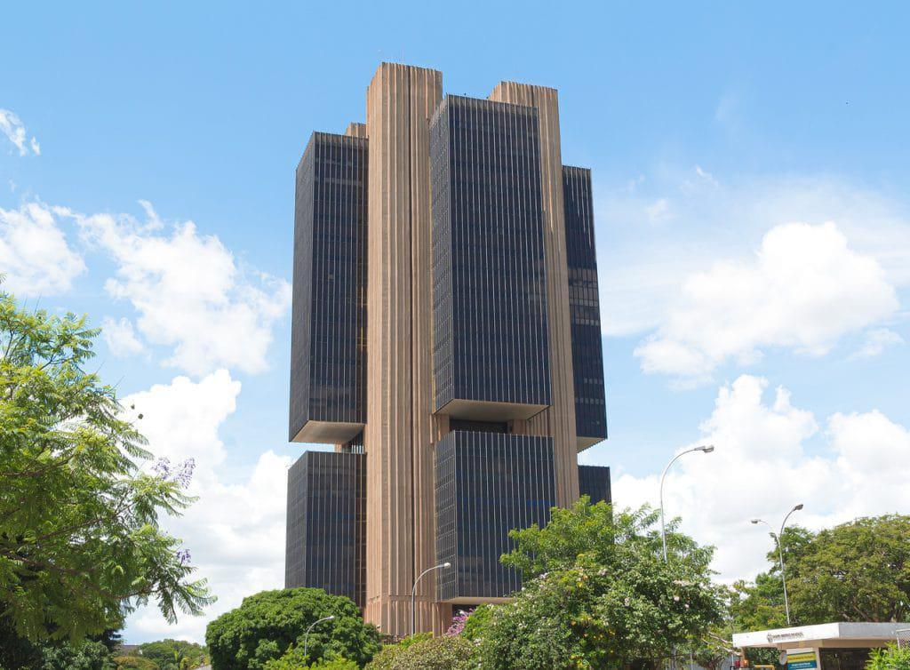 Prédio do Banco Central brasileiro