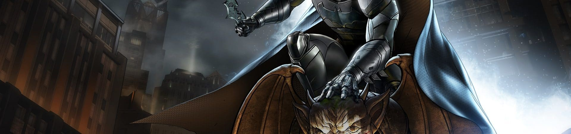 Juego de Batman The Enemy Within - The Telltale Series