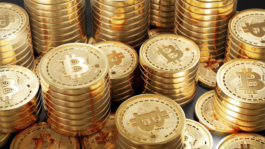Ilustração de bitcoin, a maior das criptomoedas