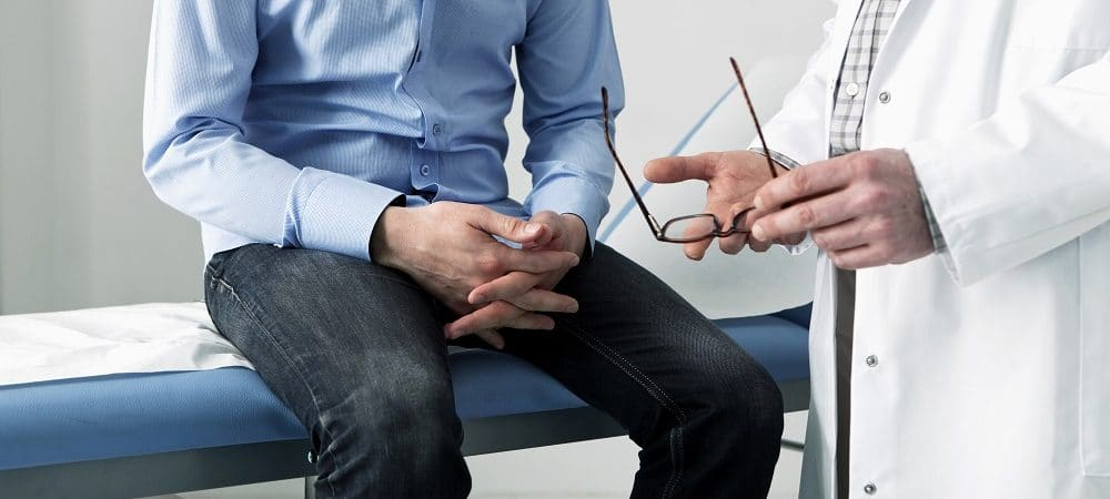 Câncer de próstata. Imagem: Shutterstock