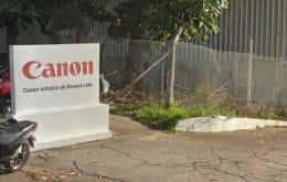 Canon anuncia fechamento de fábrica na Zona Franca de Manaus