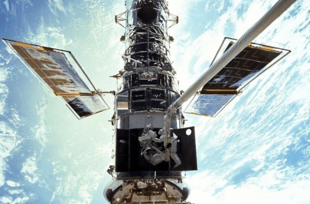 telescópio nasa