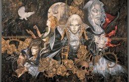 Coleção 'Castlevania Advance' aparece em lista de classificação na Austrália