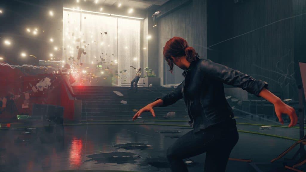 'Control' para PC é liberado de graça na Epic Games Store. Imagem: Remedy Entertainment/Divulgação