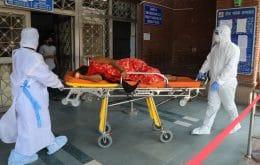 India alcanza un nuevo récord de muertes diarias por Covid-19