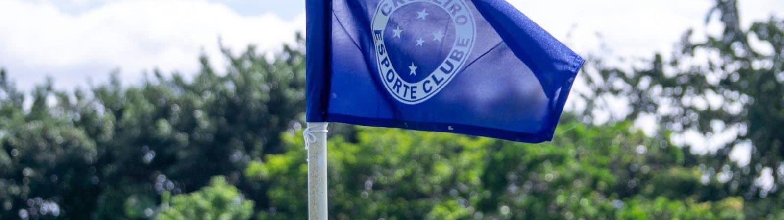 Bandeira do Cruzeiro Esporte Clube