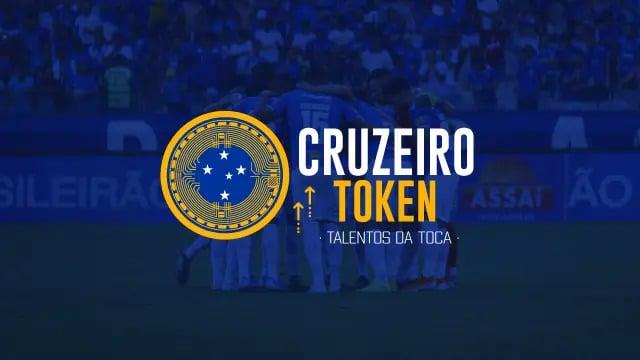 Publicidade do Cruzeiro Token