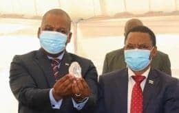 Terceiro maior diamante do mundo é encontrado em Botsuana