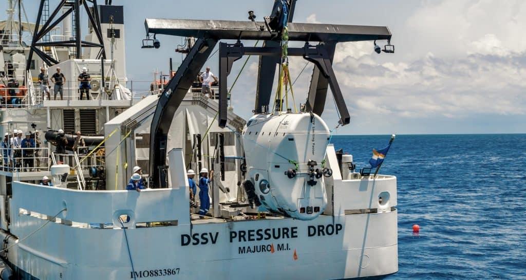 Navio DSSV Pressure Drop