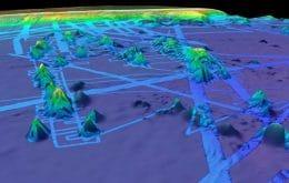 Projeto para mapear o fundo do oceano até 2030 alcança 20% da meta