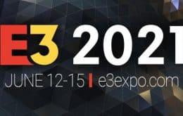 E3 2021: evento de games está de volta em formato digital