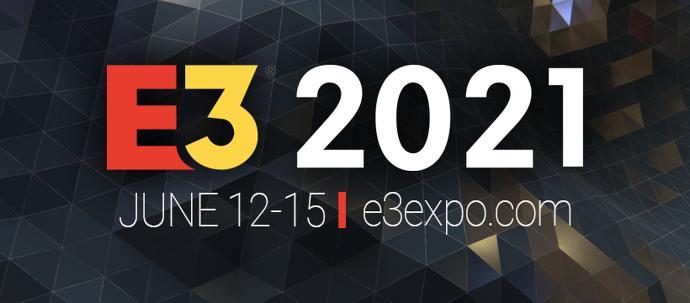 Imagem de divulgação da E3, com a data do evento, de 12 a 15 de junho