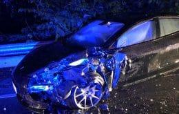 Model 3 confirma fama de carros seguros da Tesla em grave acidente nos EUA