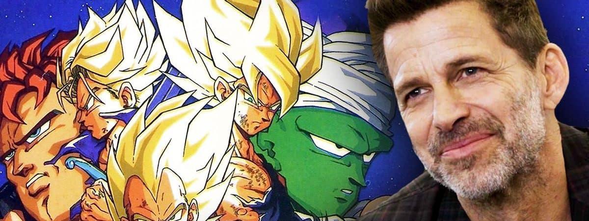 'Dragon Ball Z': Zack Snyder quer dirigir uma adaptação live-action do aclamado anime. Imagem: Montagem/Olhar Digital