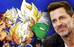 Zack Snyder afirma estar aberto a trabalhar em um live action de 'Dragon Ball Z'
