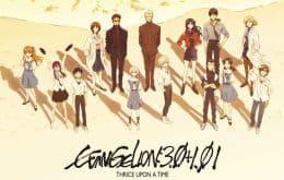 Fim de 'Evangelion' lidera bilheteria no Japão após retornar aos cinemas