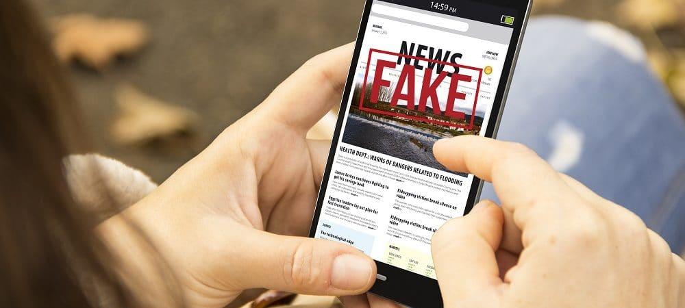 Fake News. Imagem: Shutterstock