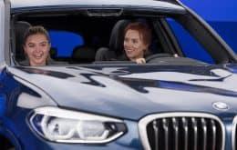 BMW X3: conheça o carro pilotado pela Viúva Negra no filme