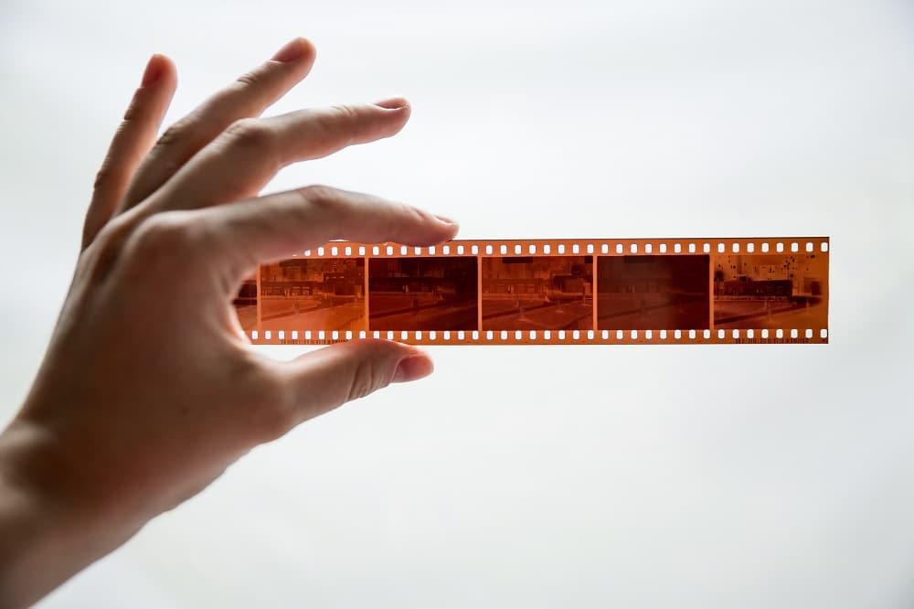 Foto negativa. Imagem: Shutterstock
