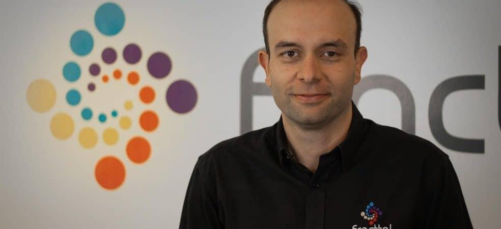 Christian Struve, CEO e cofundador da Fracttal
