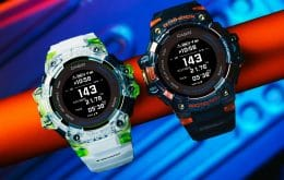 Casio's new GBD-H1000 smartwatch features GPS, heart rate monitor and solar power charging