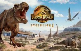 'Jurassic Word Evolution 2' chega ainda em 2021
