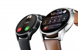 Huawei presents Watch 3 and 3 Pro, the first smartwatches with HarmonyOS