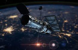 """Hubble faz linda imagem de """"berçário de estrelas"""" na constelação de Gêmeos"""