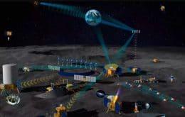 China e Rússia revelam seus planos para exploração da Lua