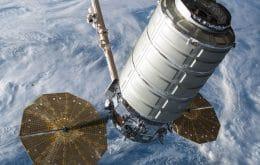 Vai e vem na ISS: Cygnus completa sua missão, e Progress 78P viaja nesta terça-feira (29)