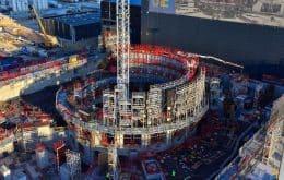 Energia limpa: Maior ímã do mundo vai ser usado em reator de fusão nuclear na França