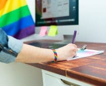 Online event debates diversity in the corporate environment, on LGBTQIA+ Pride Day
