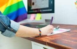 Evento on-line debate diversidade no ambiente corporativo, no Dia do Orgulho LGBTQIA+
