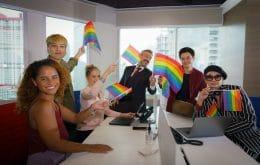 Dia do Orgulho LGBTQIA+: empresas adotam arco-íris em suas logomarcas em apoio à causa