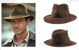 Adventure icon: Indiana Jones hat sold for $300