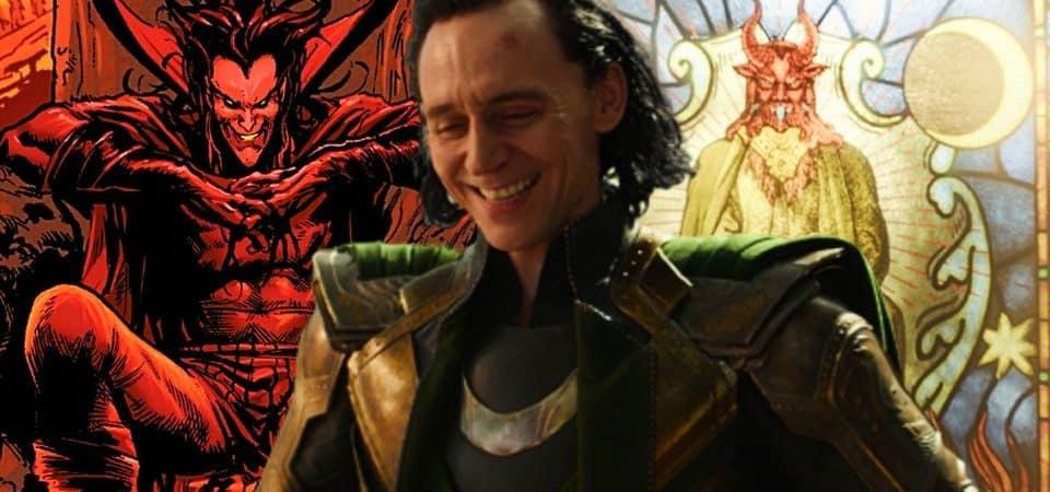 Loki: diretora responde se Mephisto pode aparecer na série. Imagem: Screenrant/Reprodução