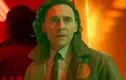 """Tom Hiddleston explica a escolha de Loki no segundo episódio: """"ele não pôde evitar"""""""