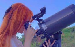 Conheça a jovem brasileira que encontrou quatro novos asteroides numa mesma noite